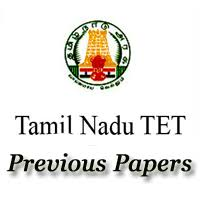 TN TET Previous Year Question Papers PDF