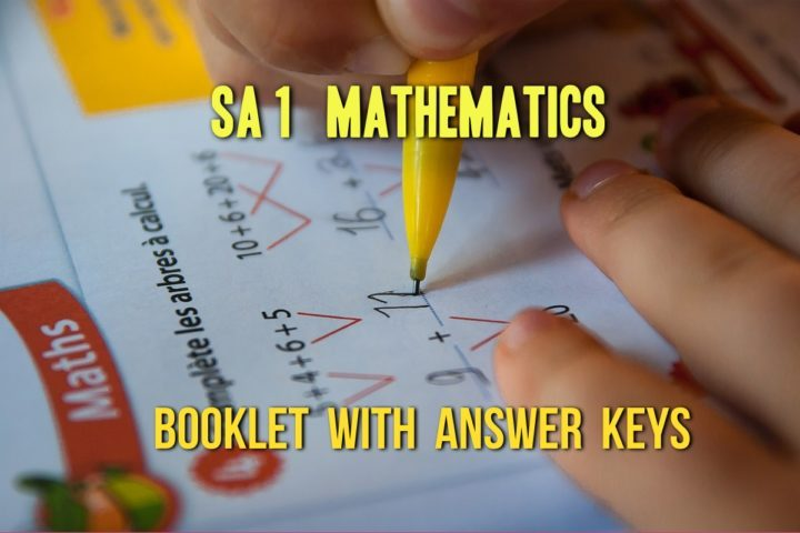 7th Class SA1 Maths Question Papers
