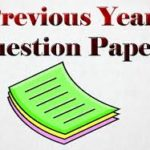 NIT Junior Assistant Previous Papers PDF